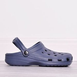 MENS SUMMER CASUAL WORK BEACH HOLIDAY POOL SUMMER SANDAL SHOES CLOG SIZE 6-11