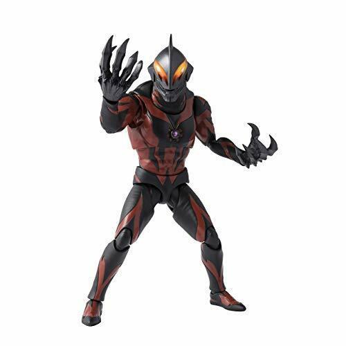 Bandai S.H. Figuarts Figura de Acción de Ultraman Belial con seguimiento Nuevo
