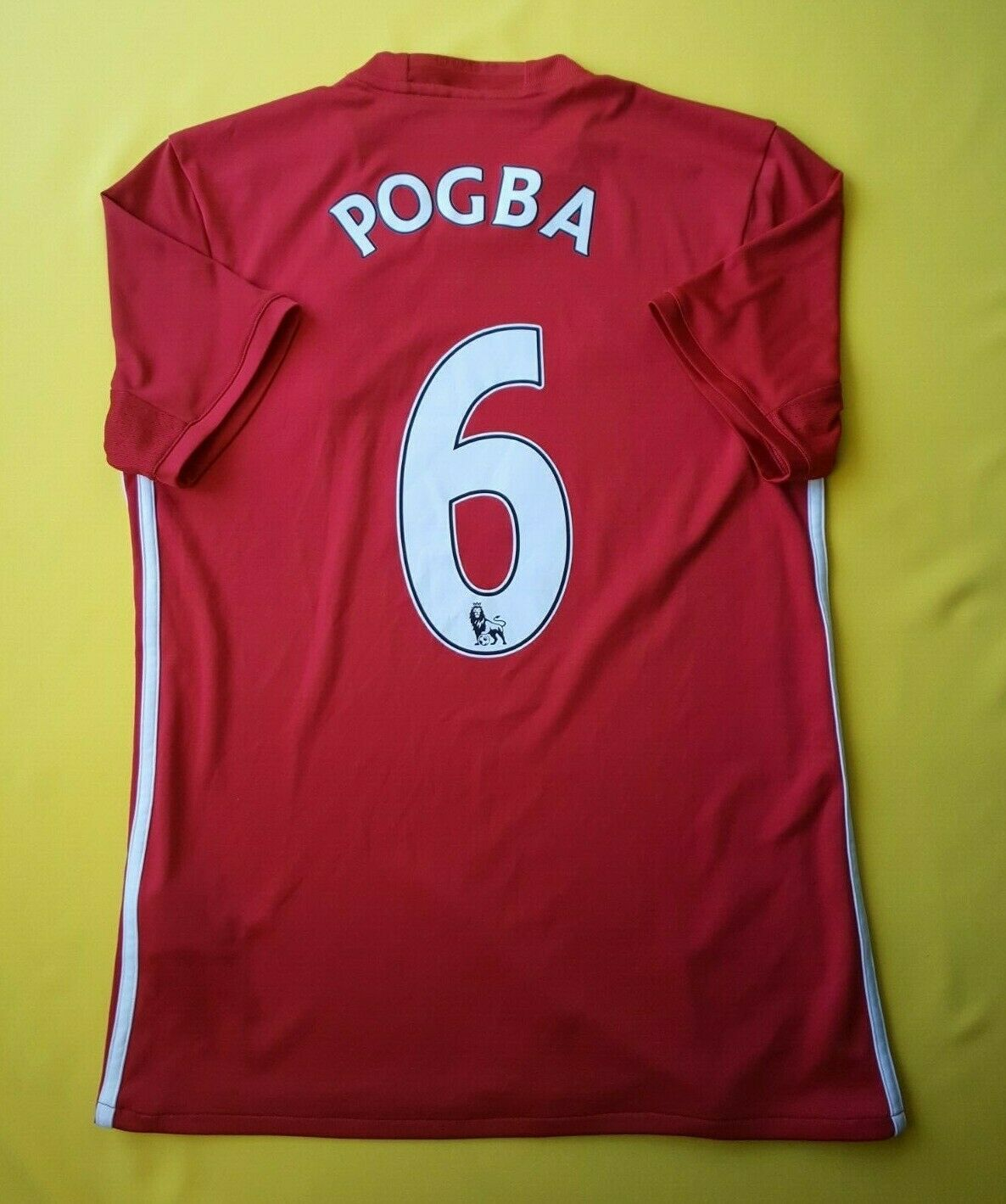 5 5 Valencia Manchester United Camisa Jersey Pequeño 2017 AI6720 De Fútbol Adidas ig93