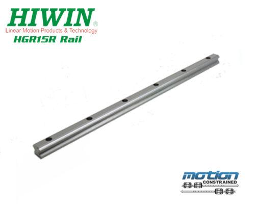 New Hiwin HGR15R Linear Guideway Rail HGR15 Series up to 4000mm Long