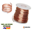 27SWG Enamel Copper Magnet Winding Wires 240M approx 0.4mm length 1x 500g