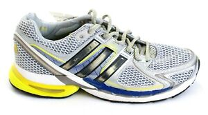 amp; Adidas Silver Men's Adistar Salvation Yellow Running Blue 2 Shoes twxXapx