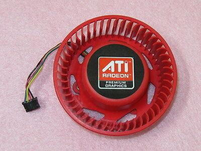 New ATI Radeon HD6970 5970 5870 5850 4890 7970 37mm 75mm VGA Video Card Fan 1.2A