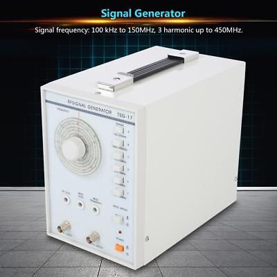 TSG-17 Hochfrequenz Signalgenerator RF//AM Signal Generator Funktionsgeneratoren