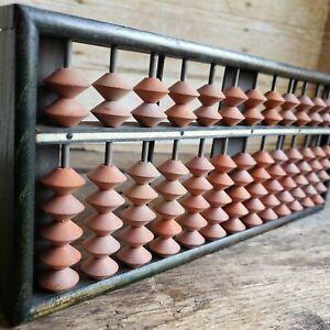 Vintage-Japanese-Wood-Abacus-13-Columns