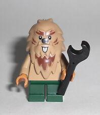 LEGO Legends of Chima - Breezor - Figur Minifig Biber Kommandozentrale 70224