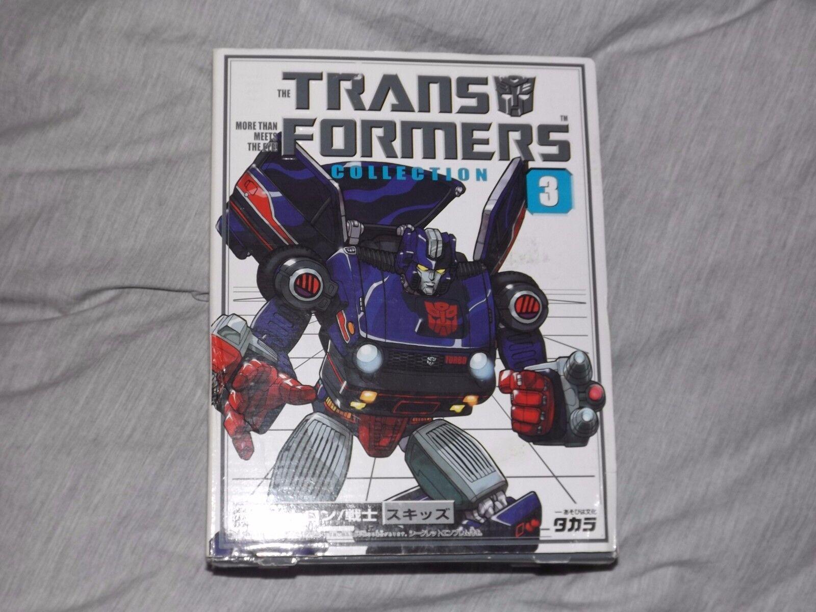 Transformers Collection 3 Takara Skids