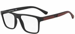 Trendmarkierung Emporio Armani 4115 54 50421w Dark Grape Silber Black Clip On Occhiale Eyewear Elegant Im Geruch Augenoptik Brillenfassungen