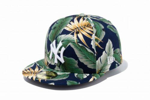 NEW ERA 59FIFTY New York Yankees Navy Botanical × White New from Japan F//S