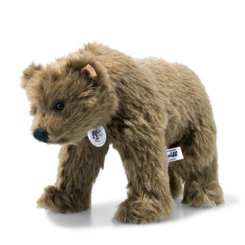 Steiff EAN 403330 Shaggy Bear REPLICA 1914 Mohair Edizione Limitata