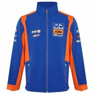 17SE-AJ Officiel ecstar Suzuki MOTOGP TEAM Soft Shell Jacket