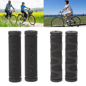 22mm-Bicycle-Grips-Handlebar-Soft-Rubber-3D-Cycling-MTB-Mountain-Road-Bike-Parts
