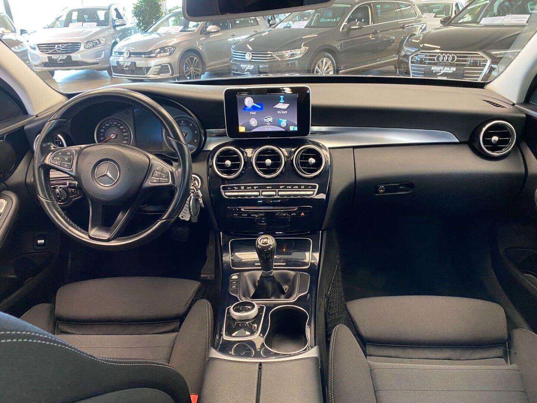 Billede af Mercedes C220 2,2 BlueTEC stc.