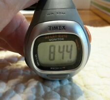 Timex T5G941 Personal Heart Rate Monitor Watch w/ Indiglo Underwater No Monitor