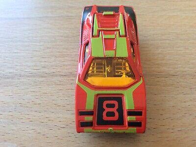 Modellauto 1970er Autos & Lkw Matchbox 27 Lamorghini Countach Ein Kunststoffkoffer Ist FüR Die Sichere Lagerung Kompartimentiert