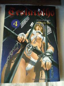 Testarotho-Manga-Tomo-4-Sanbei-Kei-Vege-Shoten-Soleil-2004-Tbe-Raro