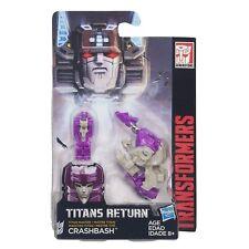 Transformers Titans Return Crashbash, Nightbeat, Loudmouth & Terri-Bull Set