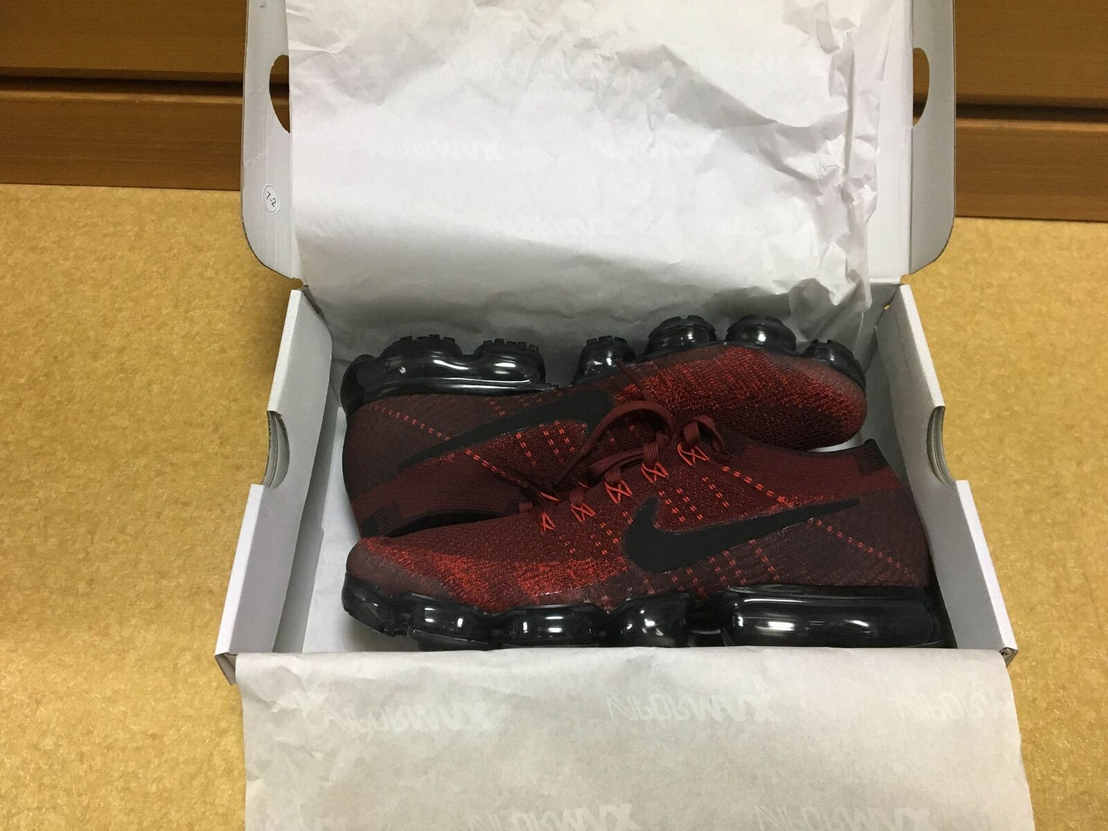 Nike Air Vapor Max DEEP RUBY 28cm from japan (5400