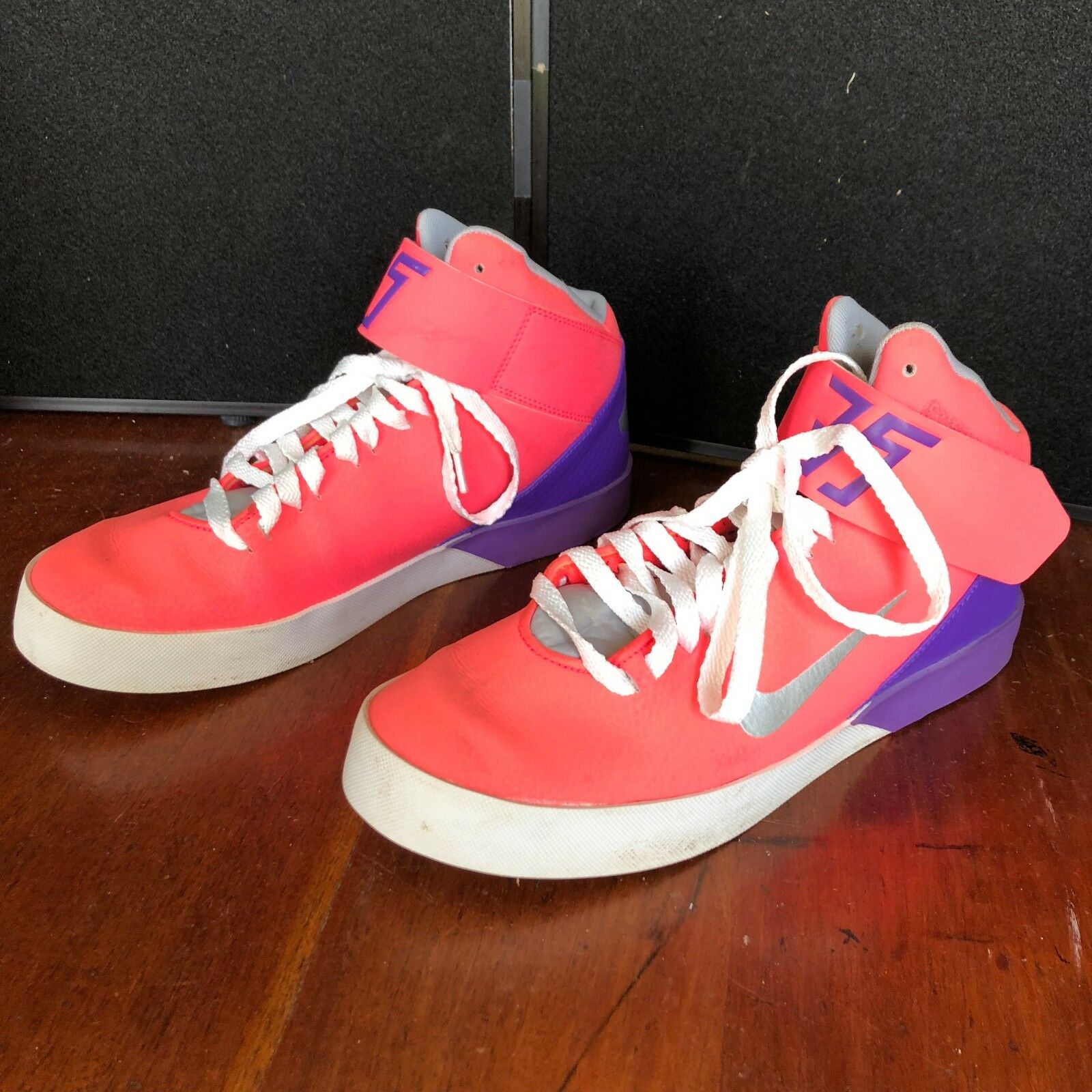 ab91ef77a Nike Nike Nike KD 35 shoes SIZE 7Y style 685495-600 color pink and purple