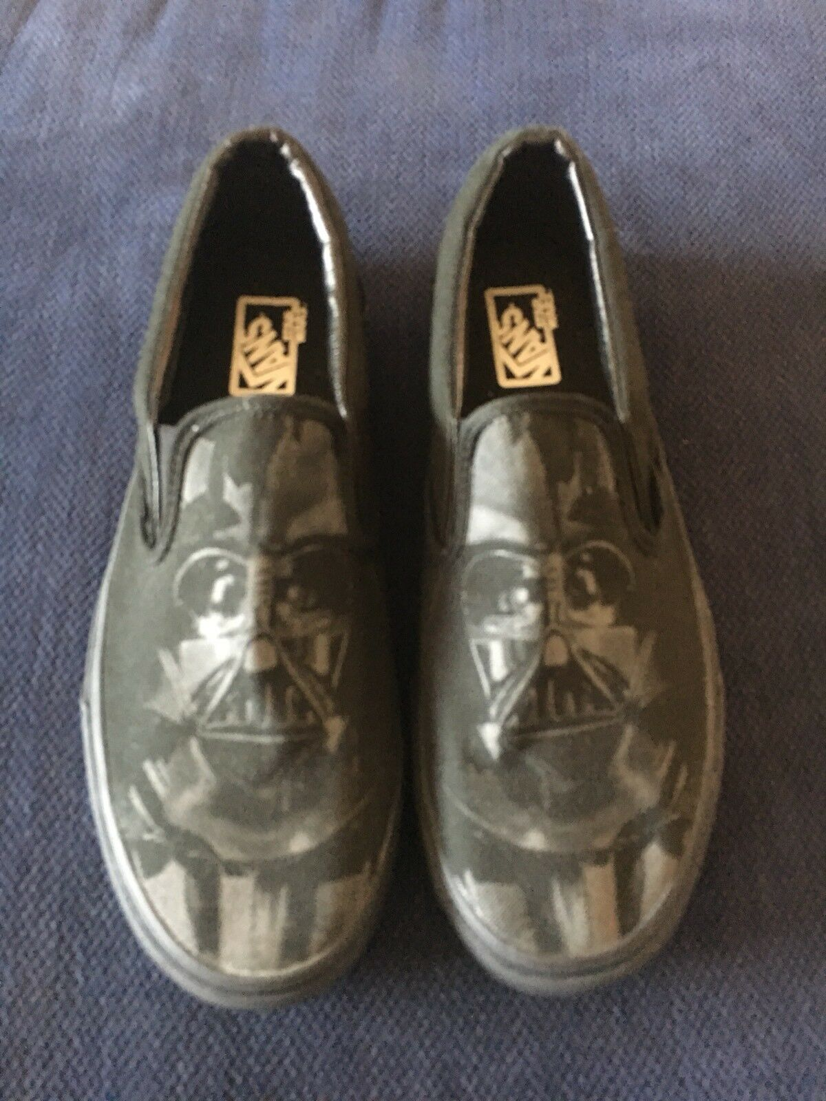 NWOT VANS Star Wars Darth Vader Men's shoes Size 10