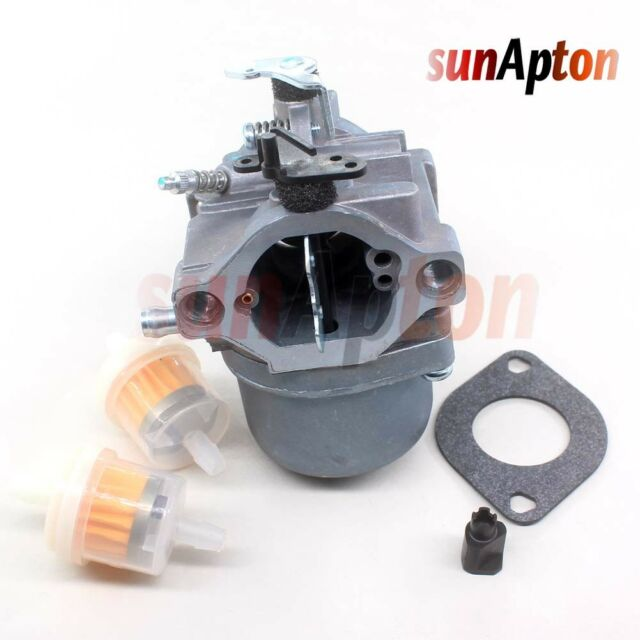 Carburetor Carb Kit For Briggs Stratton Snapper 281223BVE 10HP 12 5HP Engine