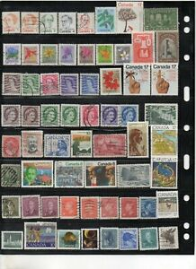 CANADA-USED-STAMPS-ITEM-1988