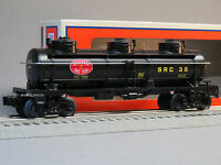 Lionel Strasburg 3 Dome Tank Car O Gauge Train Tanker Oil Petroleum 6-82677
