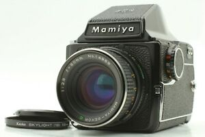 EXC +4 Mamiya M645 + PD Finder + SEKOR C 80mm f/2.8 l'obiettivo dal GIAPPONE # 663