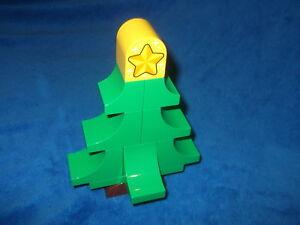 Duplo Weihnachten.Details Zu Lego Duplo Ville Weihnachten Großer Tannenbaum Aus 10837 Neu