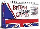 British Comedy Greats (DVD, 2012, 4-Disc Set, Box Set)