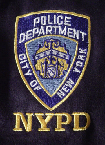 NYPD Sweatshirt Officially Licensed By The New York City Police Department