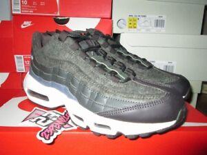 Nike Air Max 95 Premium PRM (Sequoia Light Carbon Velvet Brown)