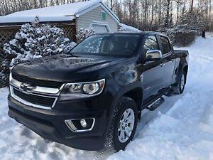 2016 Chevrolet Colorado 2.8 L diesel