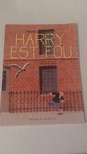 Rabaté - Harry est fou - Ecole des Loisirs