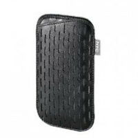 HTC Genuine PO S621 Pouch for HTC Sensation - Black