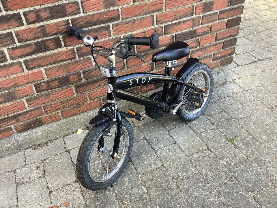 Drengecykel, classic cykel, 14 tommer hjul