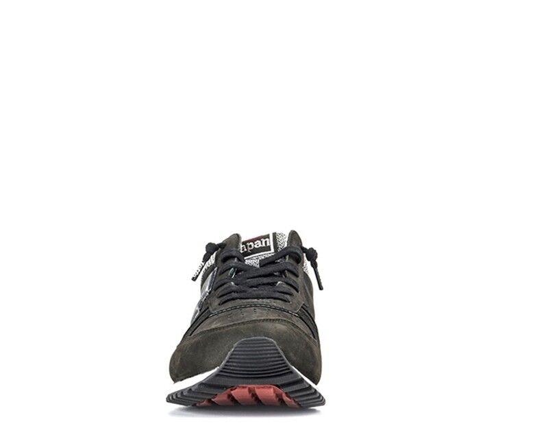 Schuhe LOTTO LEGGENDA Mann NERO Naturleder,Stoff S0098