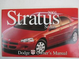 manual de usuario dodge stratus 2006