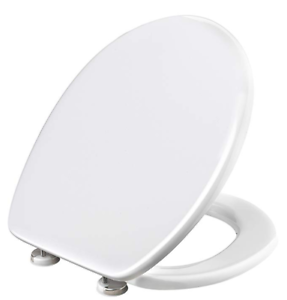 Awesome Details About Pressalit Tivoli 2 Bn3999 Universal Hinge Toilet Seat Indian Ivory 316003 Gmtry Best Dining Table And Chair Ideas Images Gmtryco