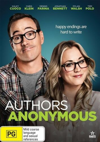 1 of 1 - Authors Anonymous (DVD, 2014)