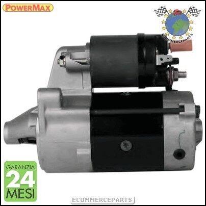 CB5 Motorino avviamento starter PowerMax SUZUKI SWIFT II 2 volumi /Coda spiovenP