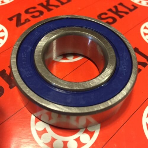 ZSKL 6302-2RS PREMIUM BALL BEARINGS ABEC3 QTY-10