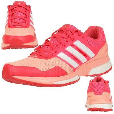 Adidas Response Boost 2 W Mujeres Entrenamiento Fitness Andar Botas Rosa Gr.38   eBay