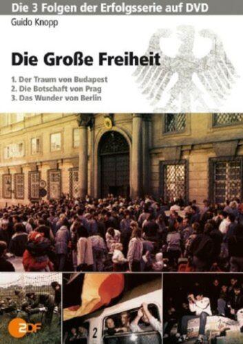 1 von 1 - DVD * Die große Freiheit * NEU OVP * Guido Knopp