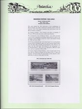 NEW - 2004 Seven Seas Antarctic Hingeless Pages