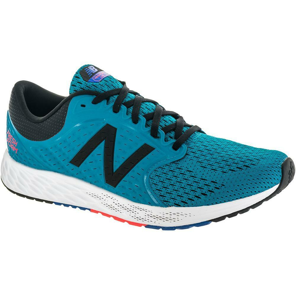 New Balance Zante V4 blu nero Fresh Fresh Fresh Foam MZANTBY4 Uomo Running Dimensione 12 1fcc22