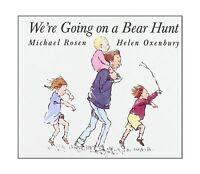 We're Going On A Bear Hunt (classic Board Books) Free Shipping