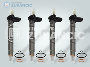 Buse-d-039-injection-4x-Injecteur-03l130277-VW-Audi-Seat-Skoda-2-0-TDI-0445116030