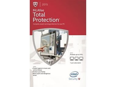 McAfee Total Protection Software