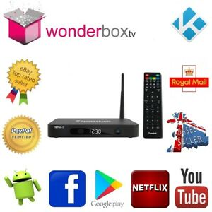 Details about Zoomtak T8 Plus 2 Octa Core 2Gb 16Gb Android 7 Smart TV Box  Kodi 18 3 Wonderbox